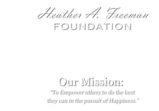 Heather A. Freeman Foundation