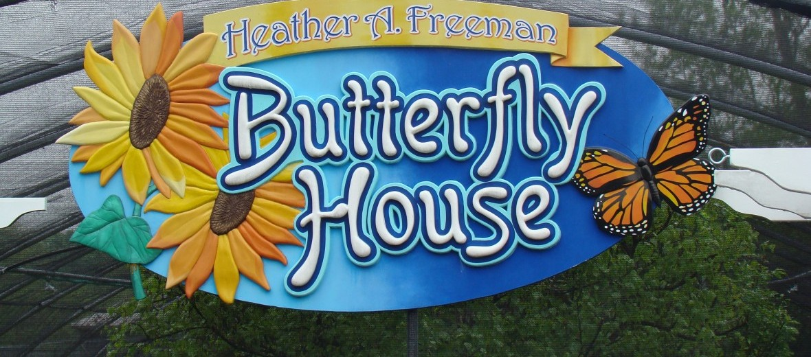 The Butterfly House at the NYS Zoo at Thompson Park